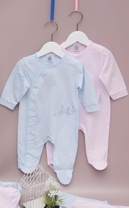 Babygrows | Produtores de Roupa de Bebé | Linolito Textile Agency